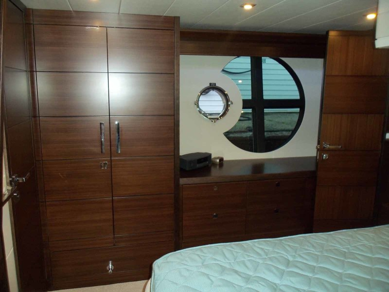 Starboard Hull Porthole