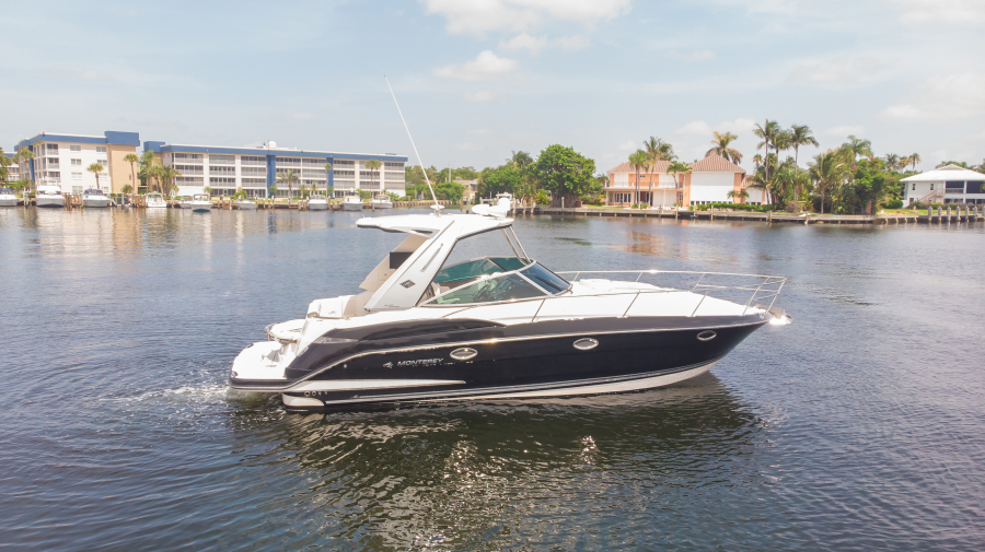 Monterey-340 Sport Yacht 2012-The Good Life Boca Raton-Florida-United States-The Good Life-1459352-featured