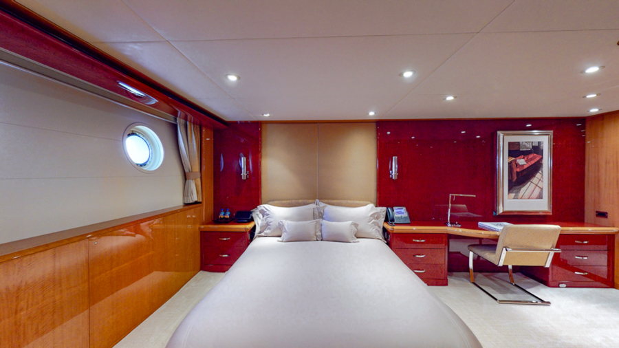 Feadship 153 - EXCELLENCE - Guest Stateroom