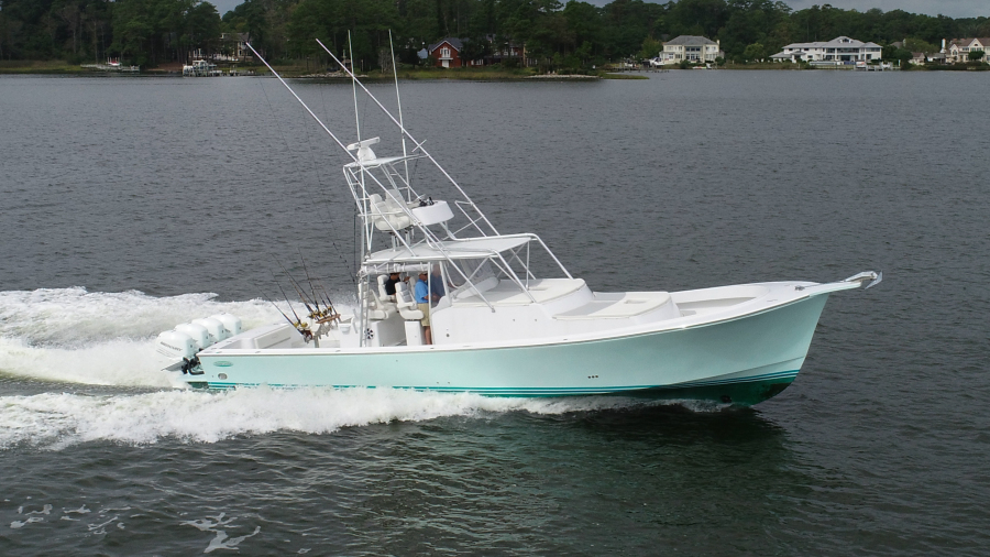 Chesapeake-53 Center Console Deadrise 2017-Chesapeake 53 Virginia Beach-Virginia-United States-1486956-featured