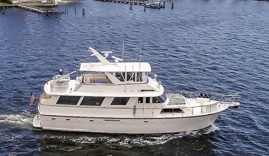 Photo of 61' Hatteras Motor Yacht 1985