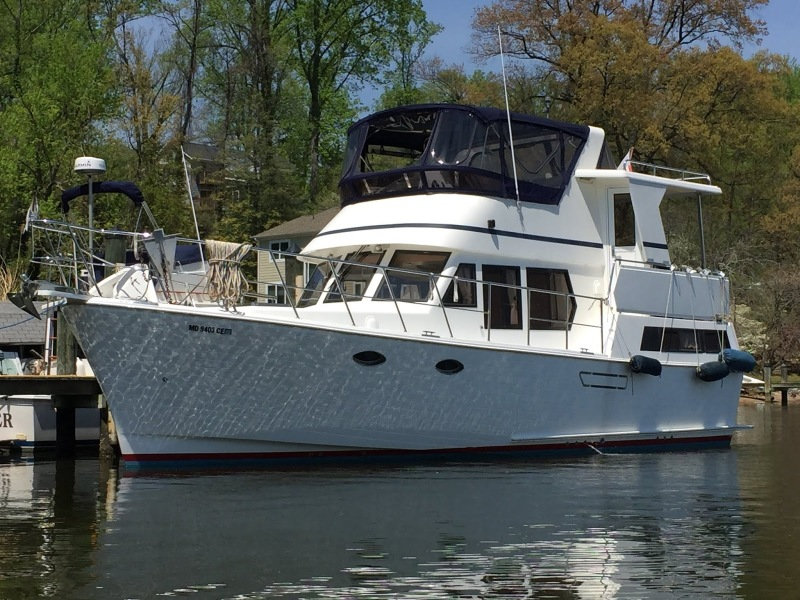 Marine Trader-38 Sundeck 2010-As You Wish Johns Island-South Carolina-United States-1463784-featured