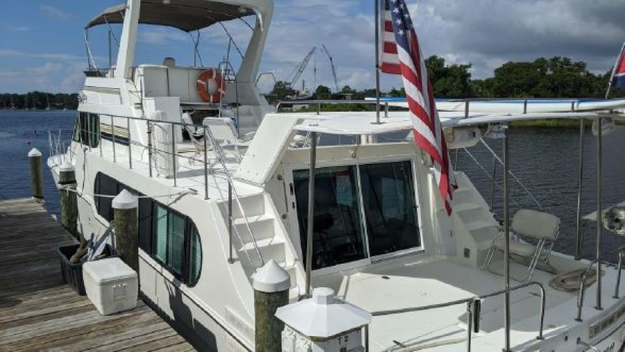 Photo of 52' Harbor Master 2001