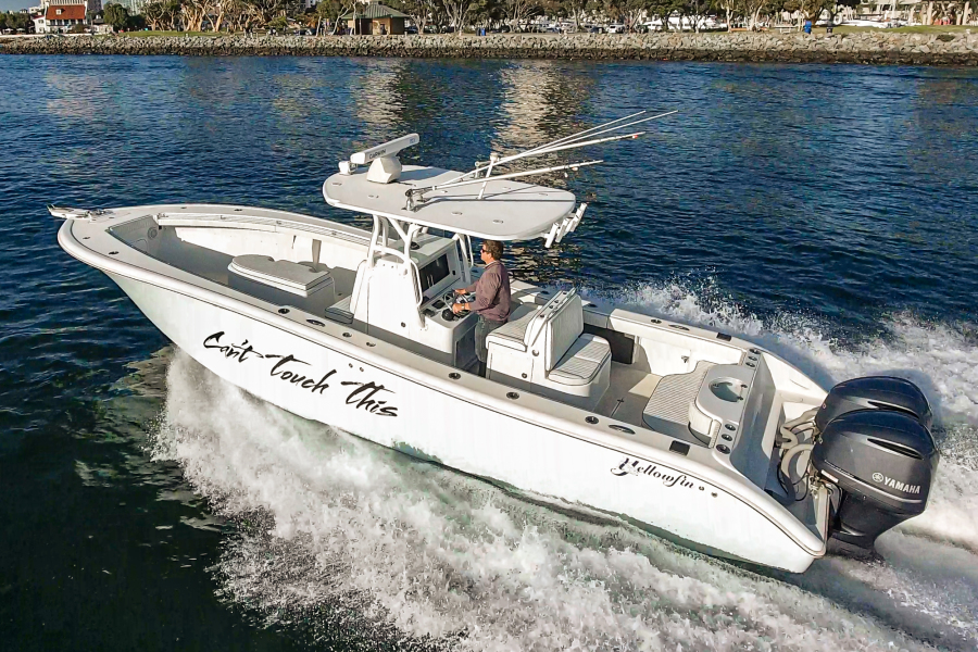 Yellowfin-34 Offshore 2014-CANT TOUCH THIS San Diego-California-United States-1565884-featured