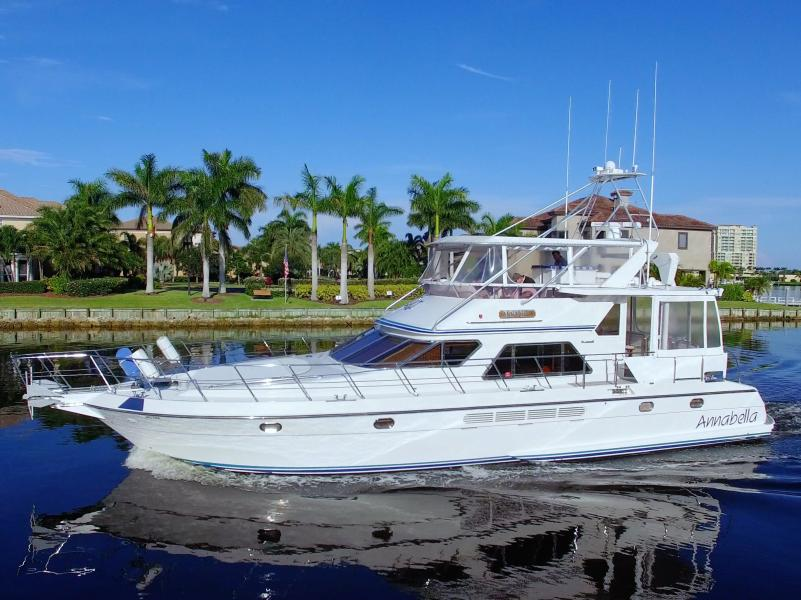 President-58 Motoryacht 1996-Annabella Palmetto-Florida-United States-1464670-featured