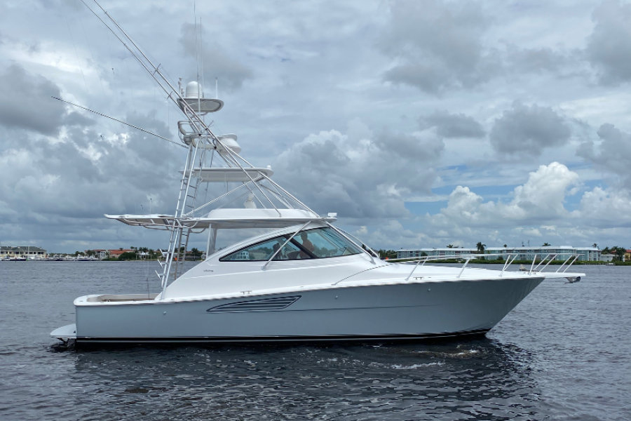 Viking-44 Open 2019-Grey Pearl Naples-Florida-United States-Viking 44 Open Profile-1487536-featured