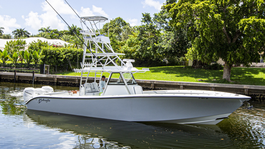 Picture Of: 39' Yellowfin 2018