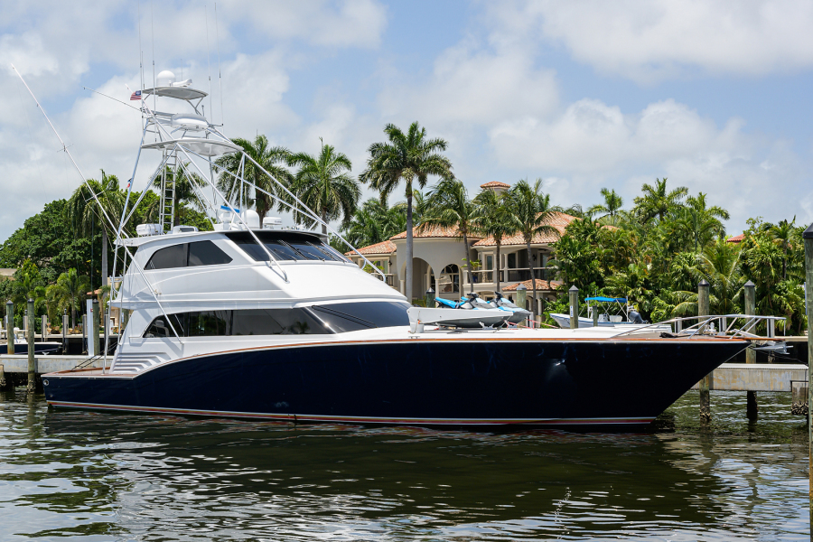 Sea Force IX-Enclosed Flybridge 2005 -Fort Lauderdale-Florida-United States-Profile-1465101-featured
