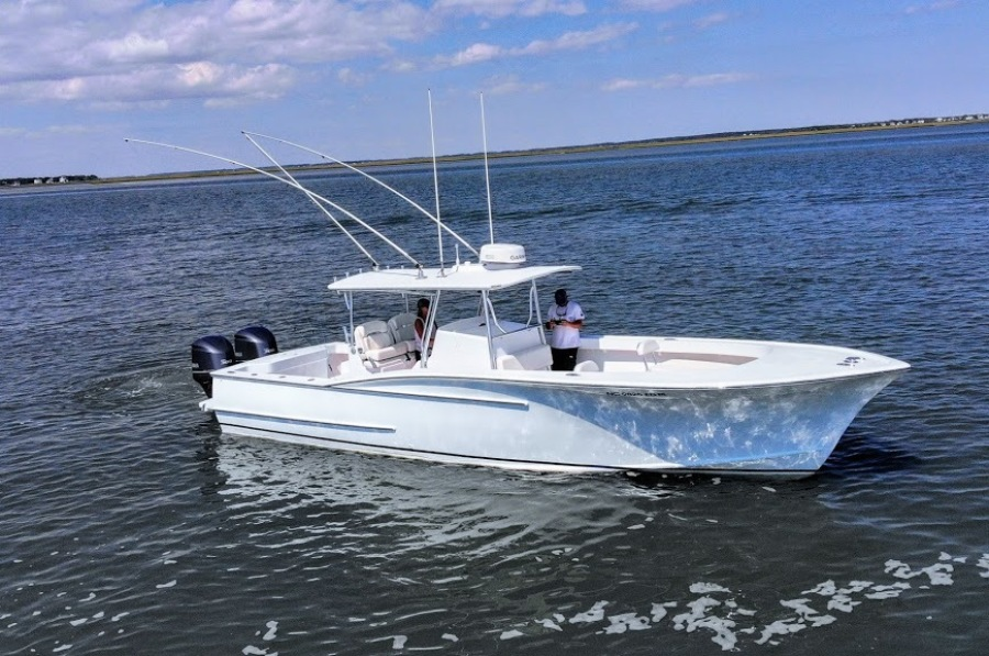 Custom Carolina-32 Cap N Squid Center Console 2016-Getnit Atlantic Beach-North Carolina-United States-1498648-featured