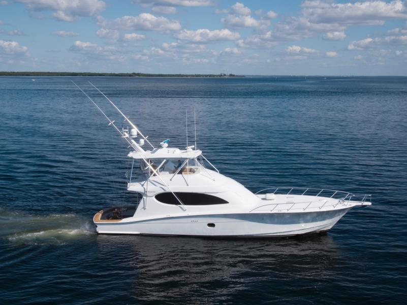 Hatteras-Convertible 2006-ON TARGET Key West-Florida-United States-1468105-featured