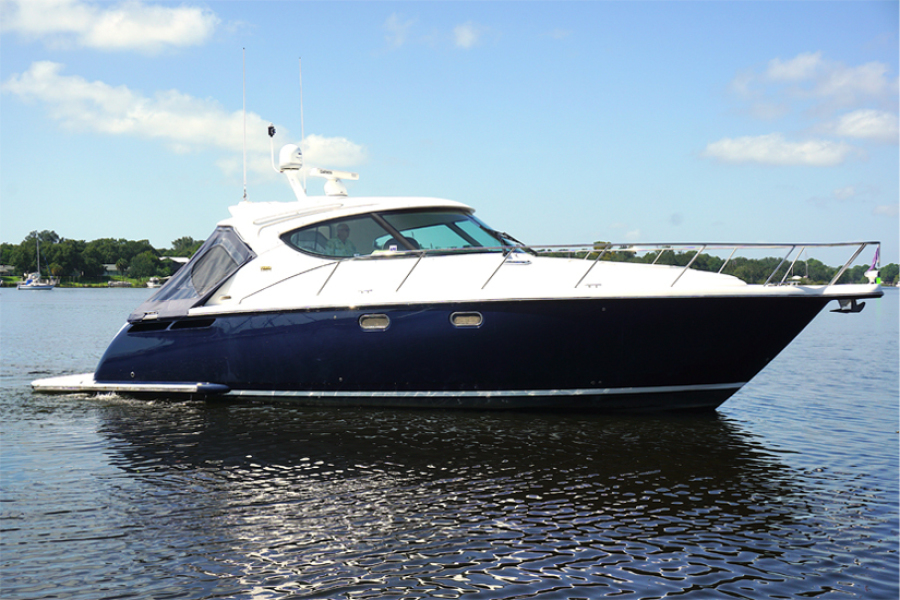 Tiara Yachts-45 Sovran 2015-Captains Choice Pensacola-Florida-United States-2015 45 Tiara Sovran Captains Choice Profile-1484271-featured