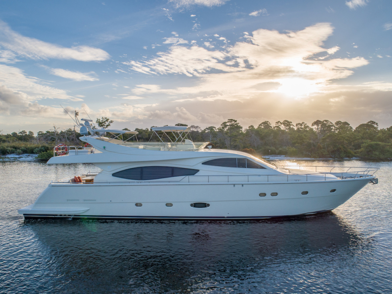 Ferretti Yachts-76 2005-Sea Pal Fort Lauderdale-Florida-United States-1470849-featured
