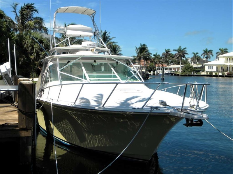 Bow View - dockside