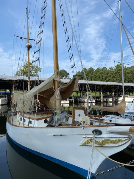 Photo of 38' Herreshoff Ketch 1970