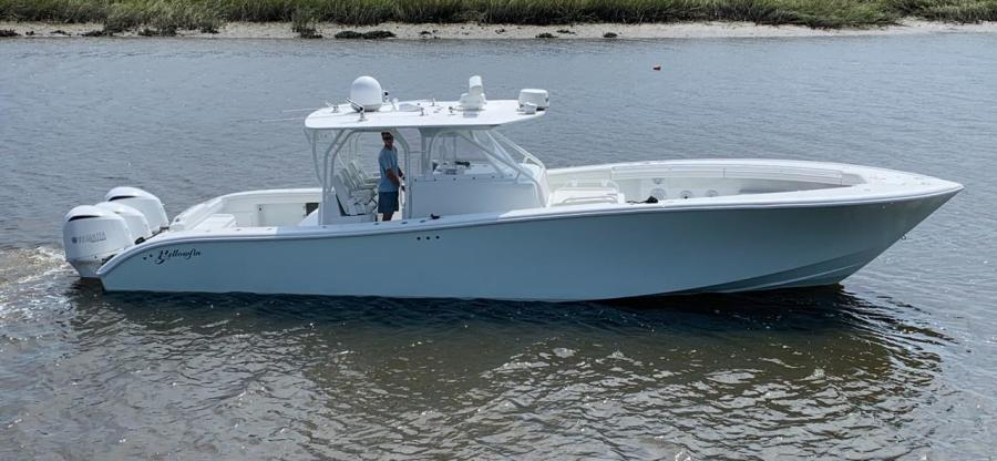 Photo of 42' Yellowfin Center Console 2013