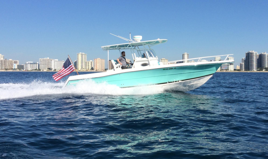 Photo of 32' Stamas 326 Tarpon 2014