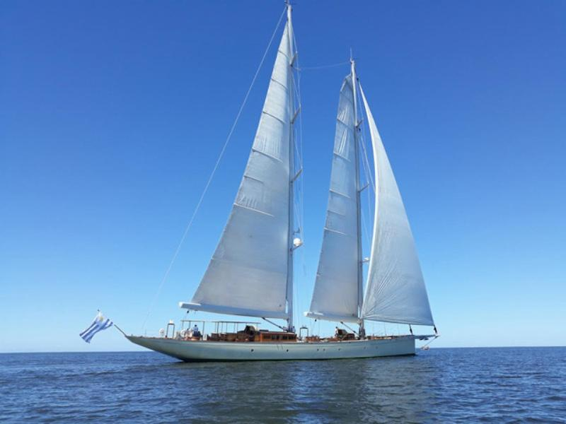 photo of 172' Custom Schooner 2014