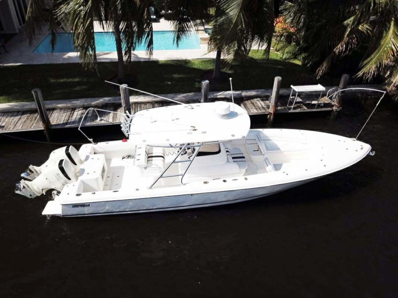 Intrepid-323 Open 2009 -Delray Beach-Florida-United States-Vessel Main Photo-1473283-featured