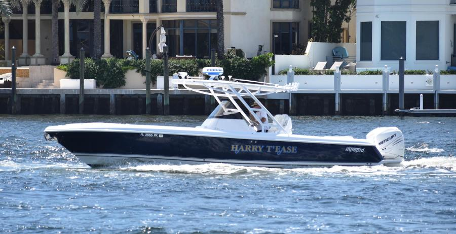 Intrepid-327 Center Console 2013-HARRY TEASE Fort Lauderdale-Florida-United States-1473536-featured