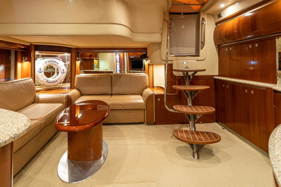 EXECUTIVE FUNCTION yacht for sale