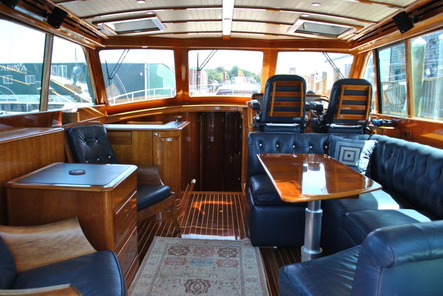 BIG DECISION yacht for sale