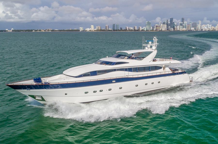 photo of 108' Viking Sport Cruisers 108 Motor Yacht 2002