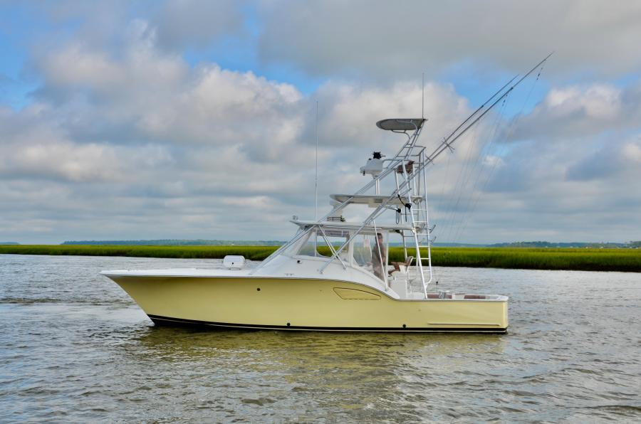 Custom-Sea View Sportfish 2001-Island Time Edisto Beach-South Carolina-United States-profile-island-time-1476211-featured