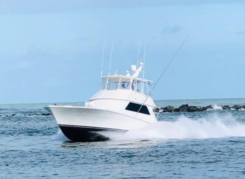 Viking-50 Convertible w/ Mezzanine 1996-Reel Current Ocean City-Maryland-United States-1476221-featured