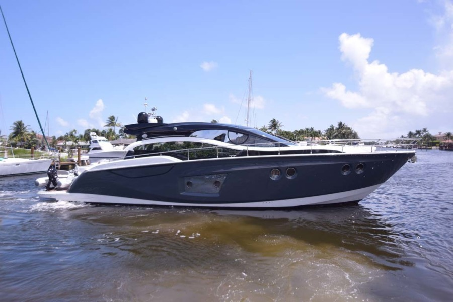 Sessa-C54 Express 2011 -Lighthouse Point-Florida-United States-Main Profile  Starboard-1477096-featured