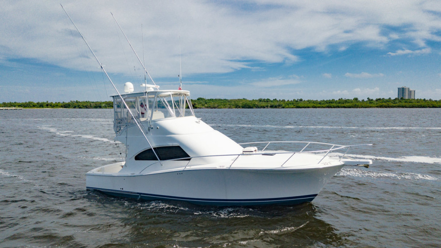 Photo of 41' Luhrs Convertible 2007