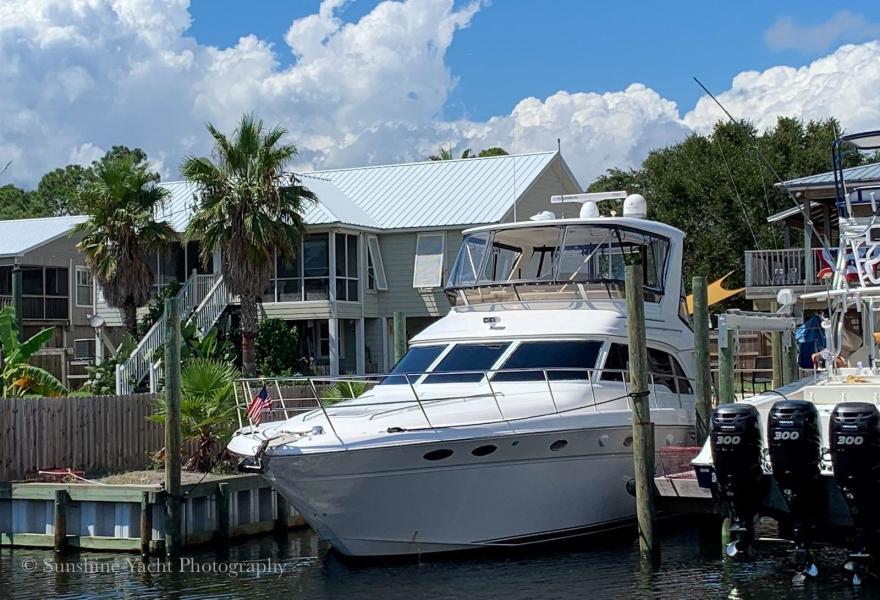 Sea Ray-Sedan Bridge 480 1999-Anchor Management Orange Beach-Alabama-United States-1478284-featured