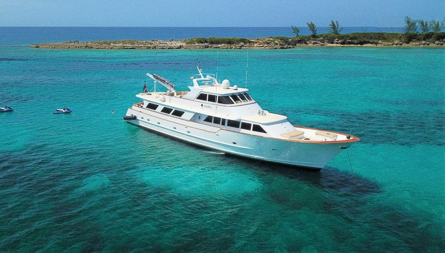 photo of 110' Broward Motor Yacht 110 Pilothouse 1983