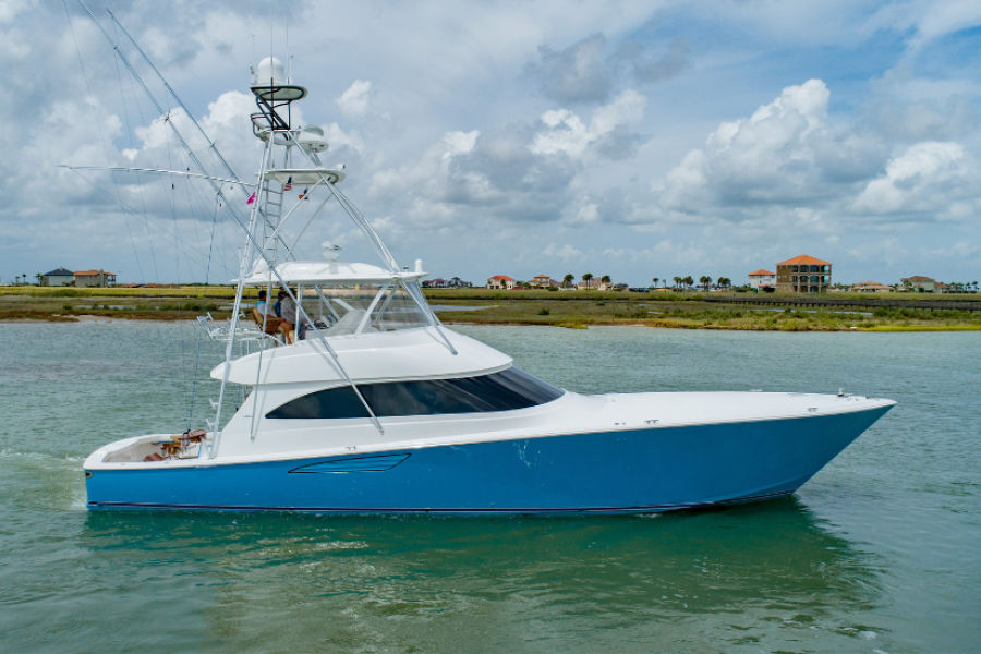 Photo of 62' Viking 62 Convertible 2016