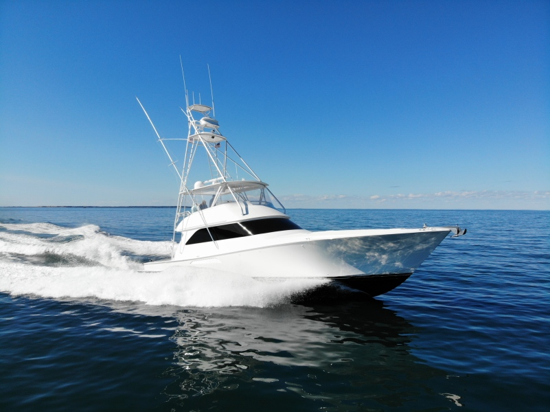Viking-61 Convertible 2001-Second Chance Montauk-New York-United States-1515137-featured