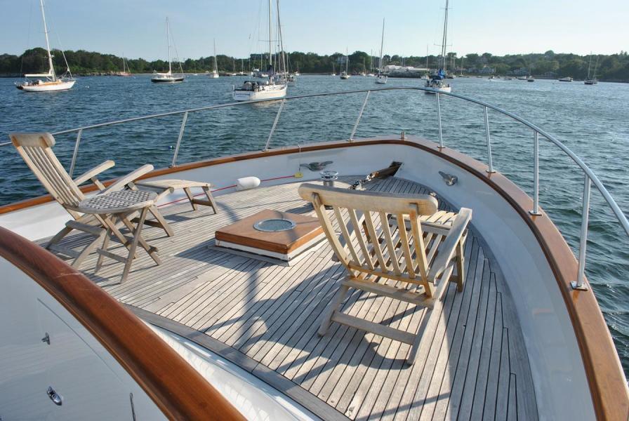 GREAT SCOTT yacht for sale
