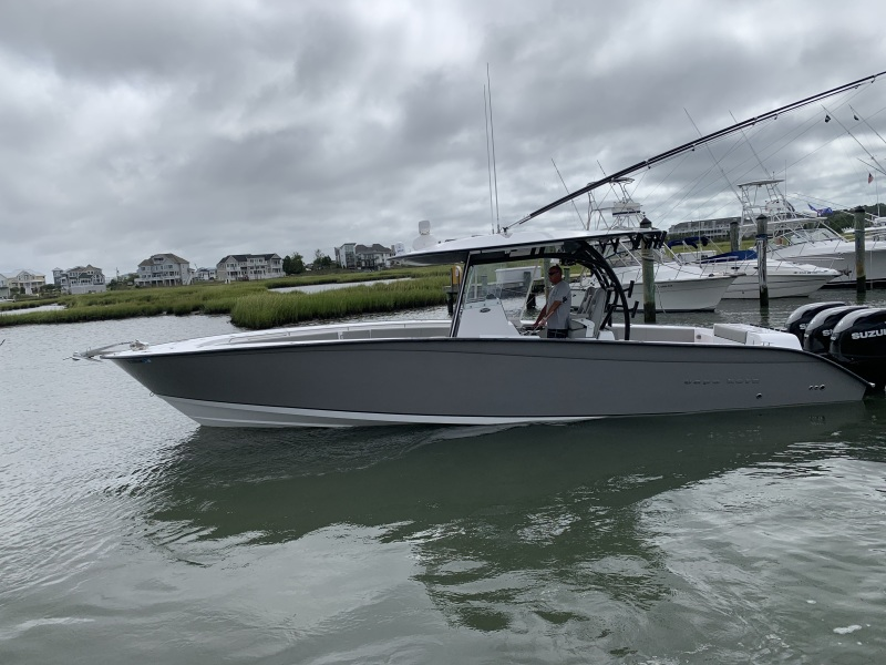 Photo of 36' Cape Horn 36 XS with Furuno Sonar 2019