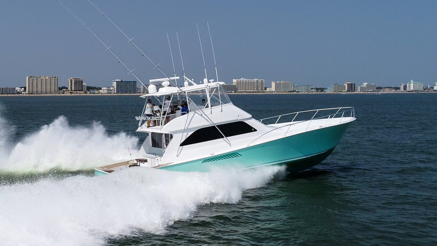 Viking-61 Convertible 2003-Reel Naughty VA Beach-Virginia-United States-1482492-featured