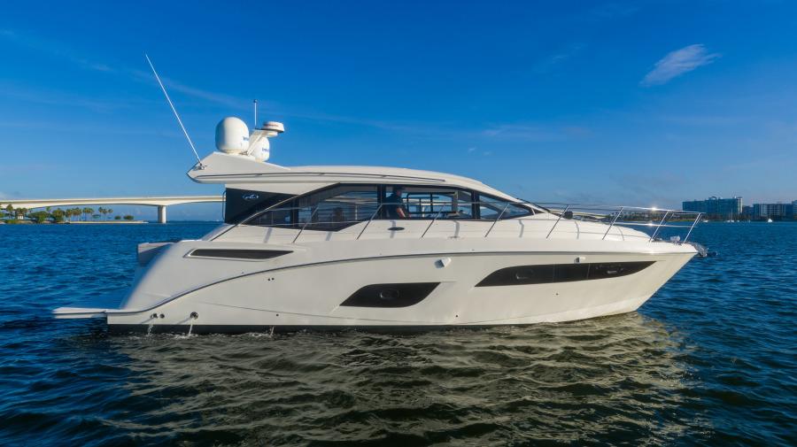 Sea Ray-460 DA 2017-Joie De Vivre Sarasota-Florida-United States-2017 Sea Ray 460 Sundancer  Joie De Vivre-1486443-featured