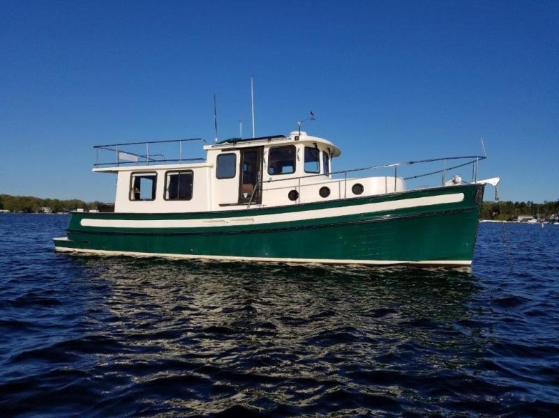 Nordic Tugs-37 2001-Talisker Moore Haven-Florida-United States-1484887-featured