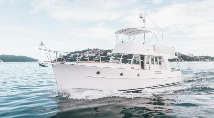 Beneteau-Swift Trawler 2008-Amadeus Acapulco-Mexico-1487006-featured