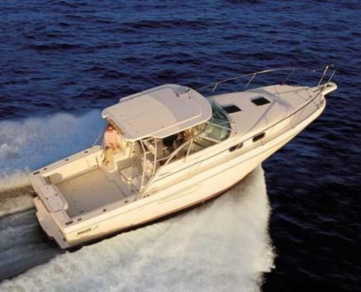 photo of 35' Boston Whaler 350 Defiance 2002