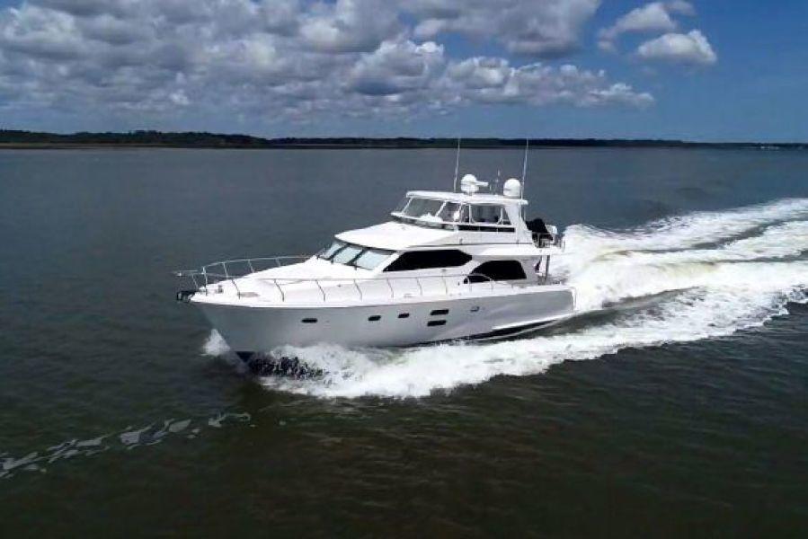 Hampton-Pilothouse Motoryacht 2010-Relentless Charleston-South Carolina-United States-1487610-featured