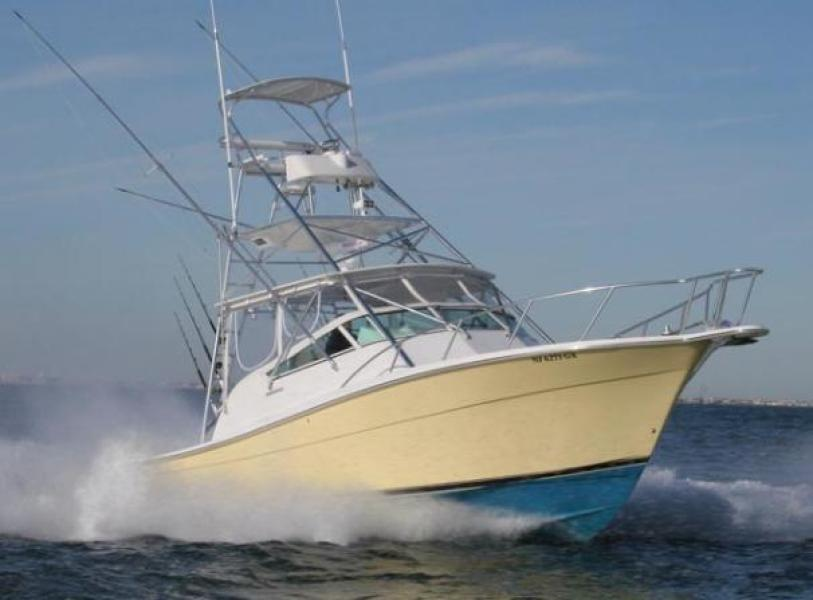 Topaz-33 Express 2010-Yellow Fish Ocean City-Maryland-United States-1537724-featured