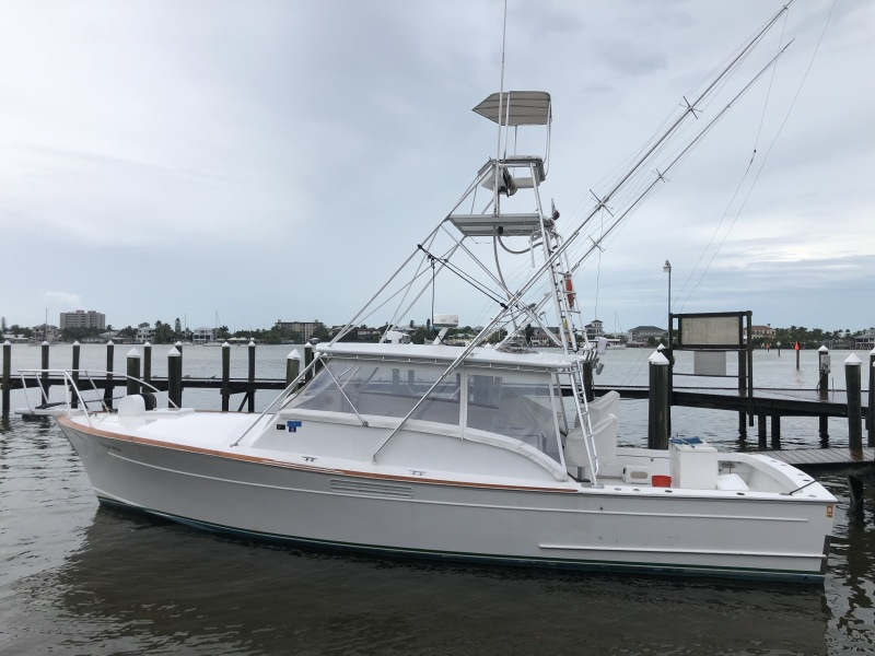 Photo of 43' Torres Sport Fisherman 1985
