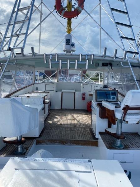 43 Torres Sport Fisher Upper Deck