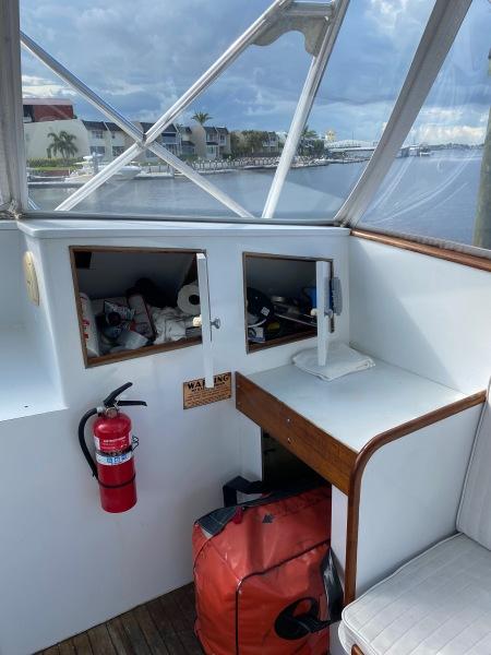 43 Torres Sport Fisher Storage