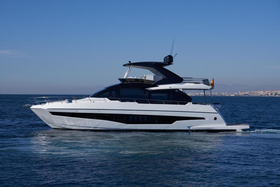 photo of 66' Astondoa 66 Flybridge 2020
