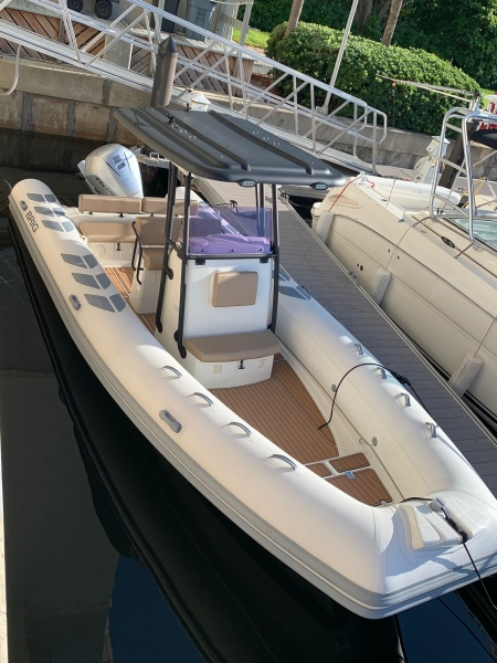 Photo of 24' Brig Inflatables Navigator 730 2019