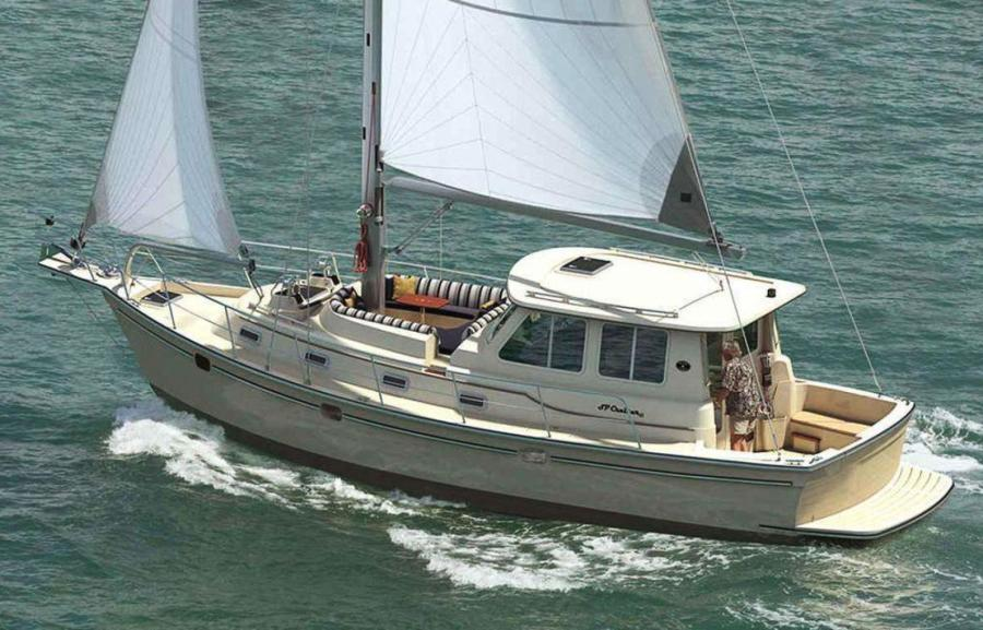 Photo of 41' Island Packet SP Cruiser 2008