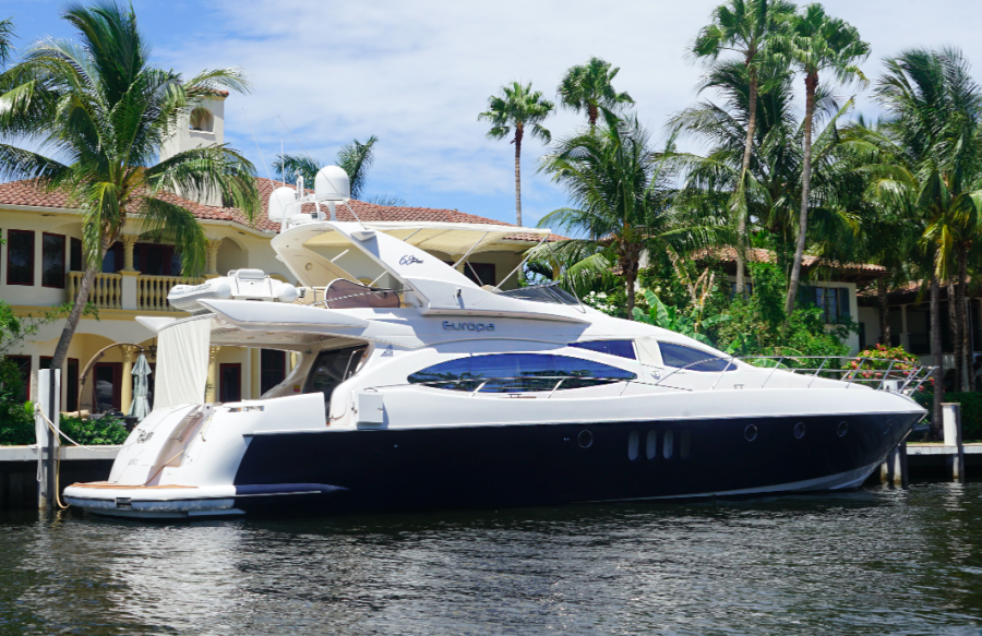 Azimut 2005-EUROPA Fort Lauderdal-Florida-United States-Profile-1491011-featured